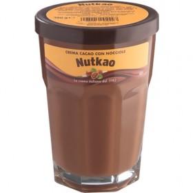 Nutkao 380gr Chocolate Spread Glass