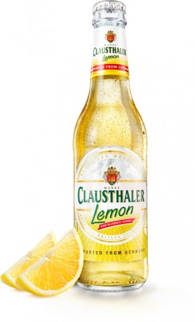 Clausthaler Lemon Non Alcohol 330ml