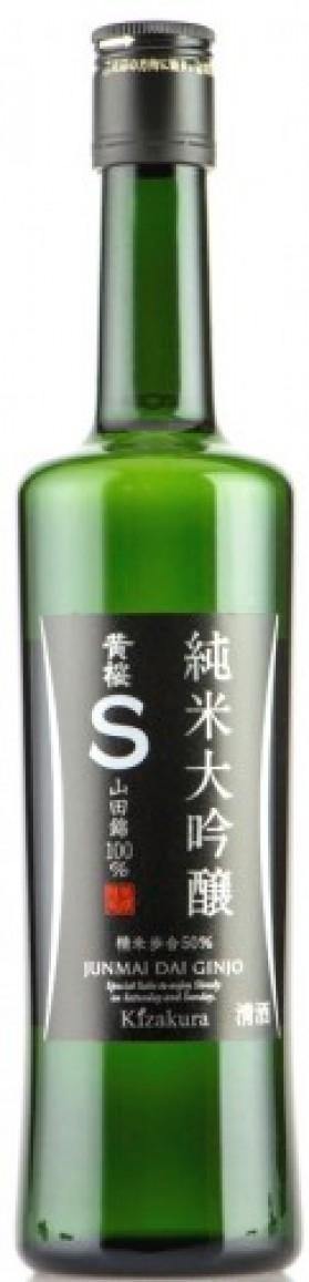 Kizakura S Junmai Dai Ginjo 500ml