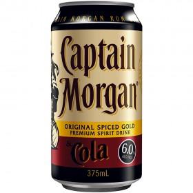Captain Morgan Spice and Cola 330ml