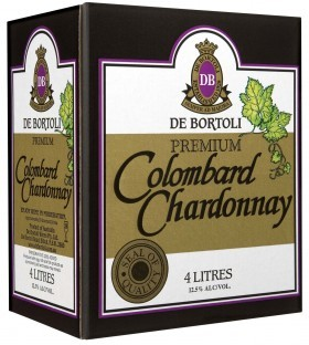 De Bortoli Colombard Chardonnay 4litre