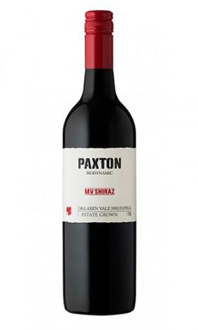 Paxton Mv Shiraz Organic