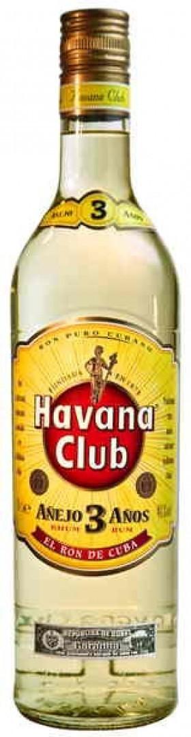 Havana Anejo 3yo Anos