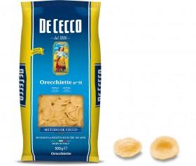De Cecco Orecchiette No.91 Pasta