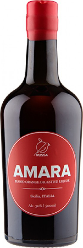 Amara Blood Orange Digestive 500ml