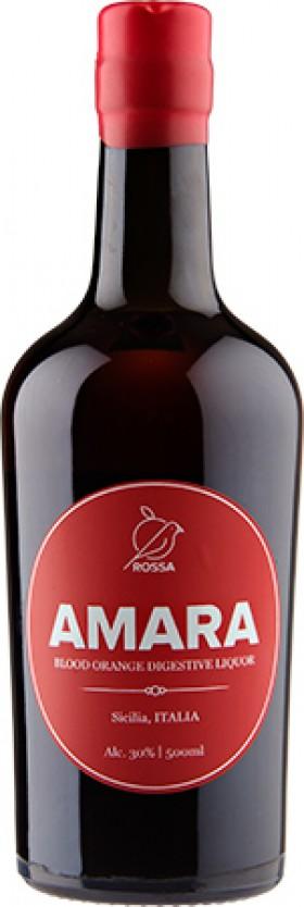 Amara Blood Orange Digestive 500ml Rossa Sicily