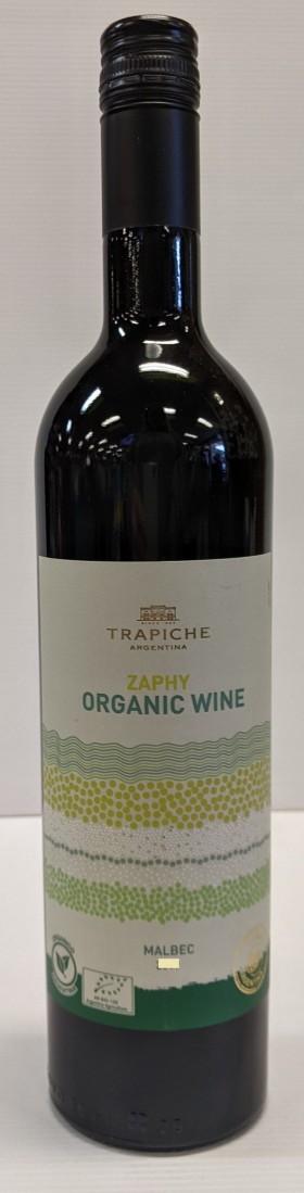 Trapiche Zaphy Organic Malbec
