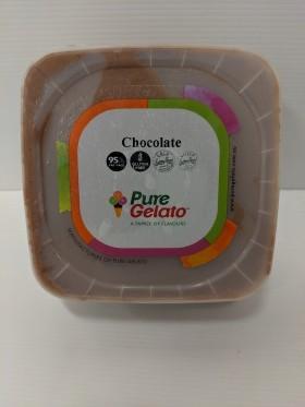 Pure Gelato Chocolate 1lt