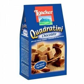 Loacker Quadratini Chocolate 125g