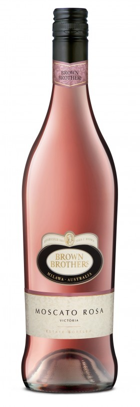 Brown Brothers Moscato Rose