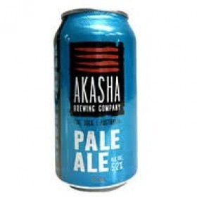 Akasha Freshwater Pale Cans 375ml