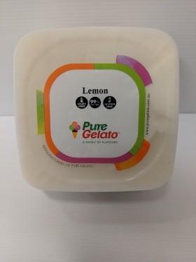 Pure Gelato Lemon 1lt