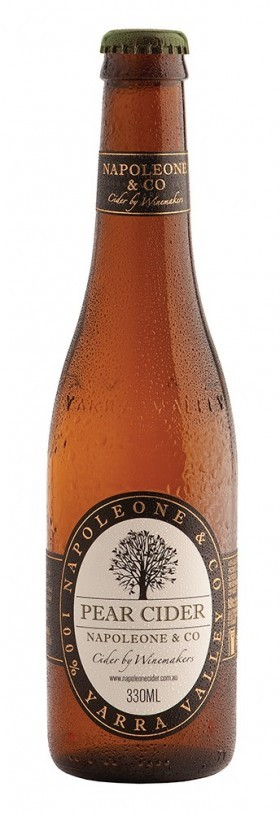 Napoleone and Co Pear Cider 330ml