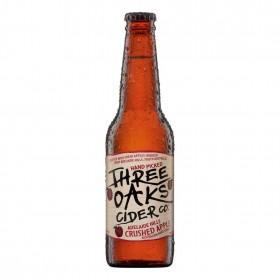Three Oaks Apple Dry Cider 330ml