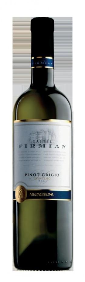 Mezzacorona Castel Firmian Pinot Grigio