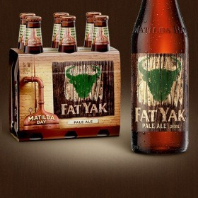 Fat Yak Pale Ale 345ml