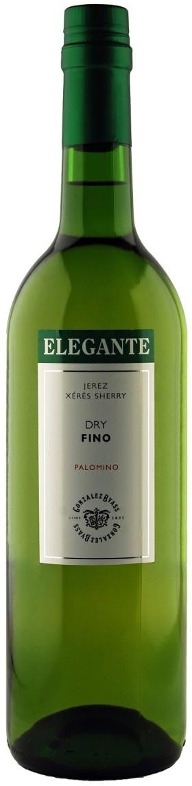 Elegante Fino Sherry