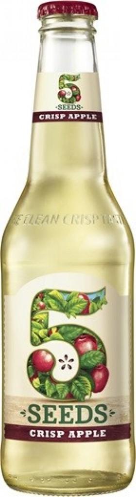 Tooheys 5 Seeds Cider Apple Crisp