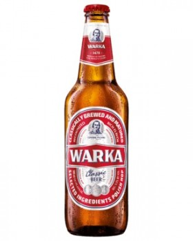 Warka Jp Red 500ml