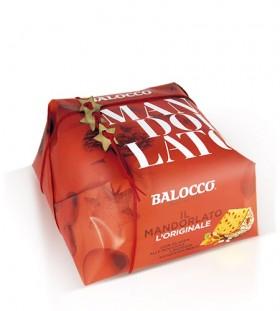 Balocco Handwrapped Mandorlato 1kilo
