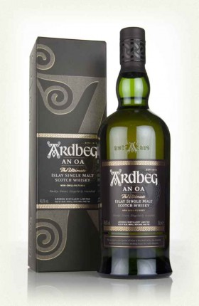 Ardbeg An Oa Single Malt Whiskey 700ml