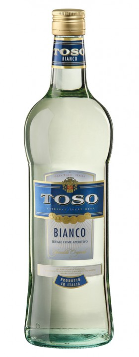Toso Bianco Vermouth 1lt