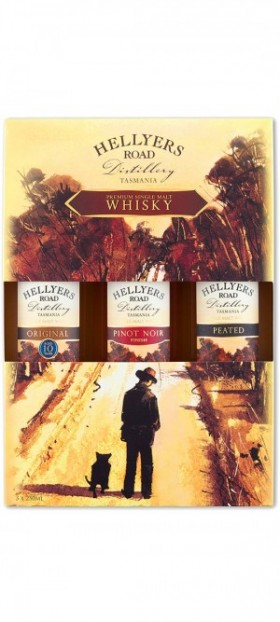 Hellyers Road 10yo 3pk 250ml