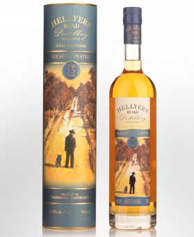 Hellyers Road 10yo Slightly Peated 700ml
