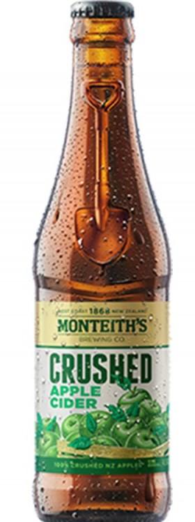 Monteiths Apple Cider 330ml