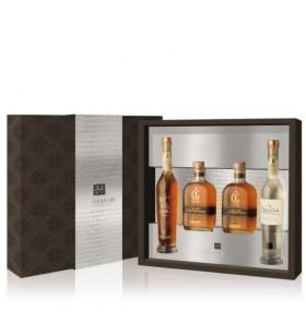 Marzadro Confezione Classica 4 Bottle Gift Pack