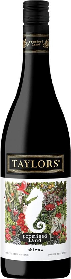 Taylors Promise Land Shiraz