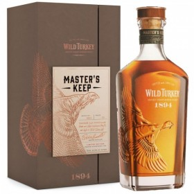 Wild Turkey 1894 Masters Keep Boxed 750ml