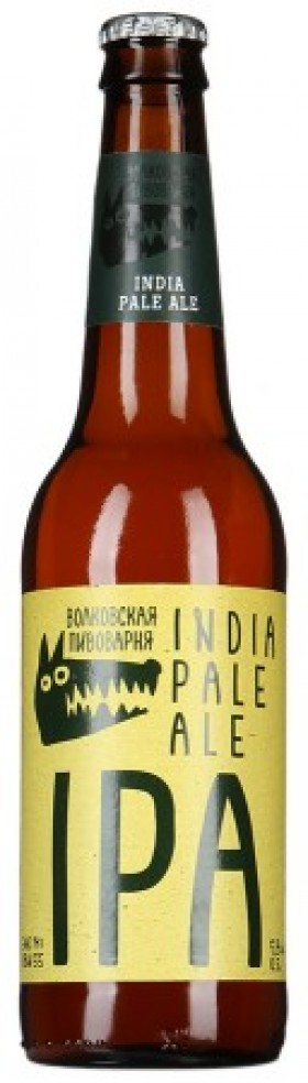 Wolfs Brewery India Pale Ale 450ml