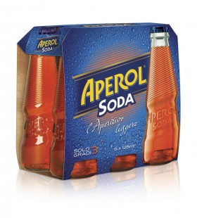 Aperol and Soda 6pk
