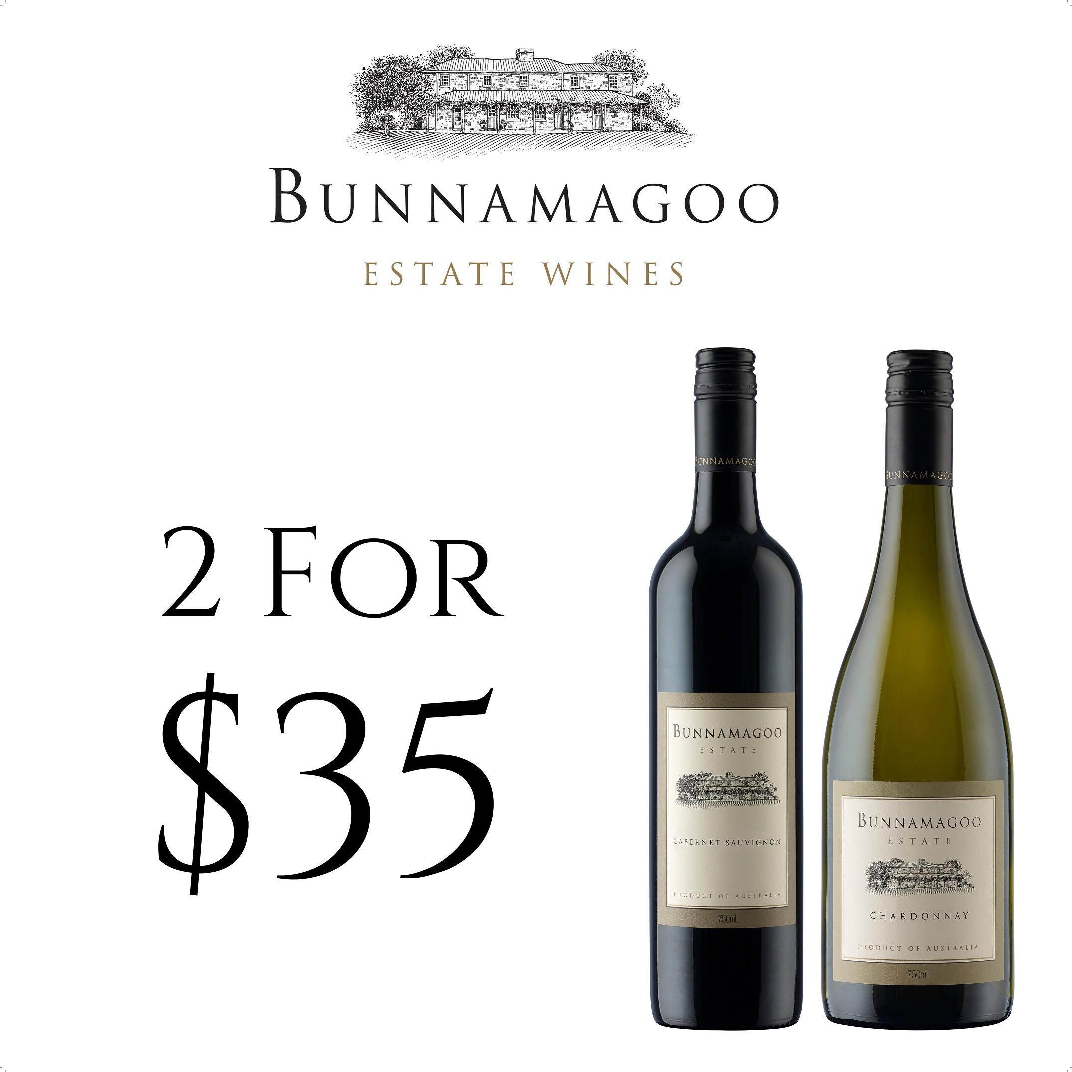 Bunnamagoo Wine Specials