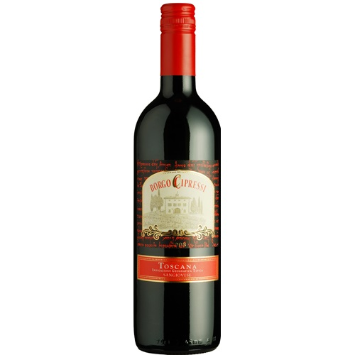 Borgo Cipressi Sangiovese - Italian Reds - Amatos Liquor Mart | Shop