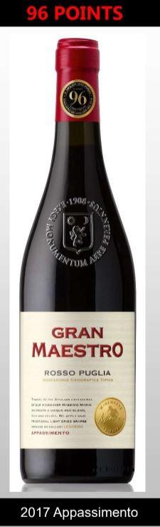 Cielo Gran Maestro Rosso Blend - Puglia Wine Offer