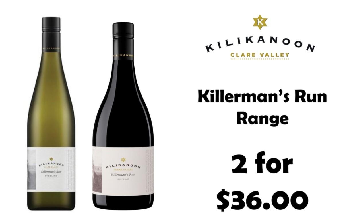 Kilikanoon Killermans Run Range Deal