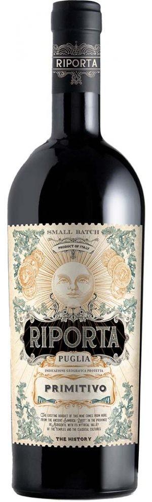 Riporta Primitivo - Puglia Wine Offer