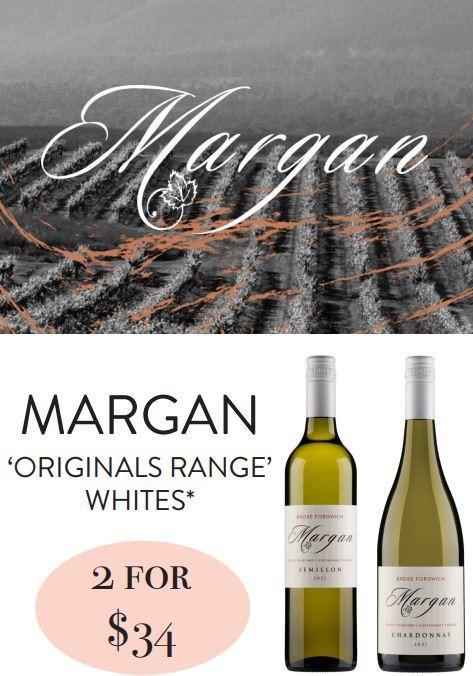 Margan Whites Specials