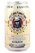 Badlands Brewbacca Kolsch Cans 355ml