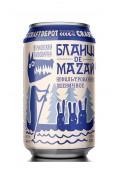 Wolfs Brewery Blanche De Mazai Wheat Ale Can