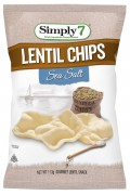 Lentil Sea Salt Chips 113g