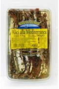 Calabraittica Mediterranea Anchovies 170gr