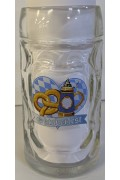 Glass Oktoberfest Mug 500ml