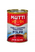 Mutti Polpa Chopped Tomatoes Tin 400gr