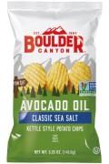 Boulder Canyon Avocado Oil Sea Salt Chips 149gr
