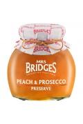 Mrs Bridges Peach And Prosecco Preserve 340gr