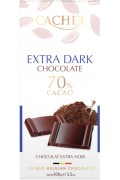 Cachet Extra Dark Chocolate 70 Percent