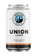 White Bay Union Lager Cans